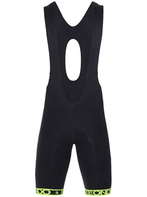 Etxeondo Cuissard Orhi Bib Shorts Men black